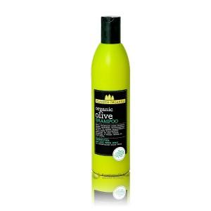 Szampon oliwa z oliwek i jarzębina