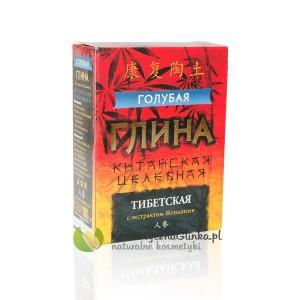 Glinka błękitna tybetańska