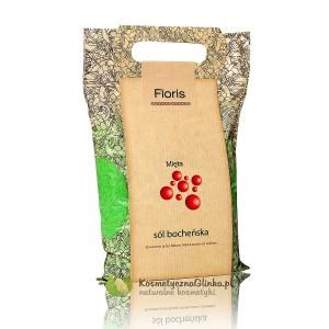 Sól Floris mięta woreczek 1,2 kg