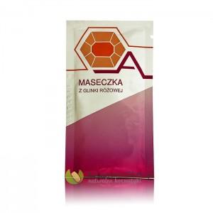 Glinka kosmetyczna różowa Argiletz