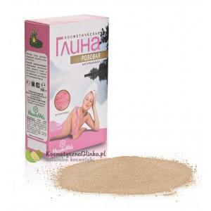 Glinka kosmetyczna różowa MedikoMed