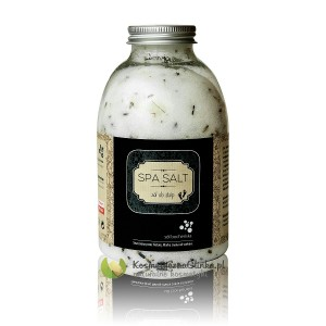 Sól do stóp SPA SALT jaśmin 500g