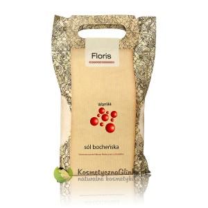 Sól Floris wanilia woreczek 1,2kg