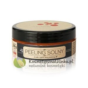 Peeling solny pomarańcza 250 g