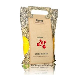 Sól Floris cytryna woreczek 1,2 kg