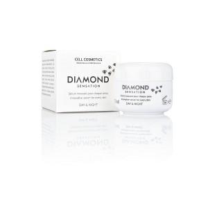 Diamond Sensation serum na dzień i noc