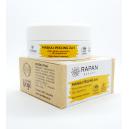 Maska i peeling 2 w 1 Rapan beauty Pure Nature Żółta glinka + olej migdałowy
