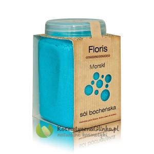 Sól Floris morski słoiczek 600g