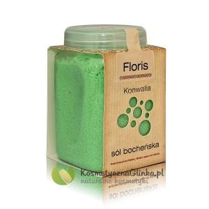 Sól Floris konwalia słoiczek 600g