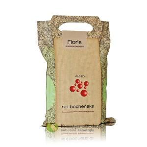 Sól Floris jabłko woreczek 1,2 kg