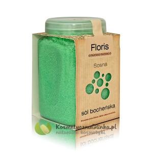 Sól Floris sosna słoiczek 600g