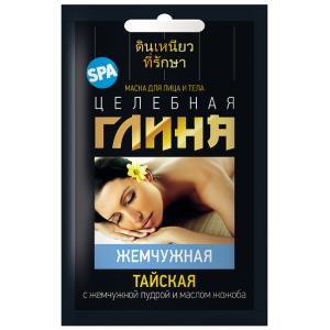 Glinka tajska perłowa Fitocosmetic 30ml
