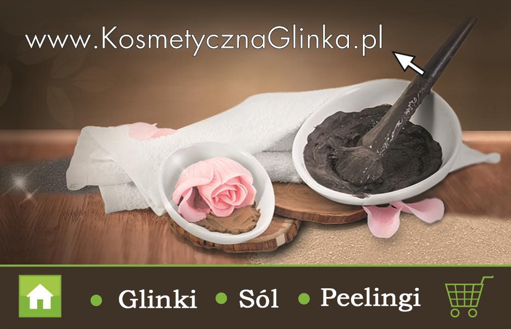 Sklep internetowy KosmetycznaGlinka.pl